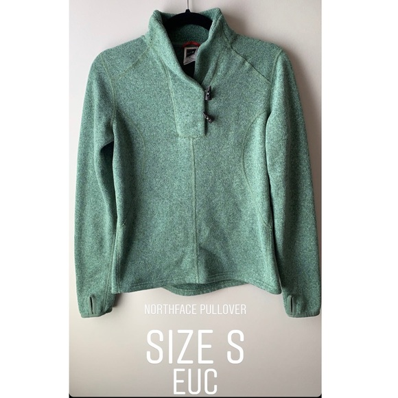 Heathered Green Pullover